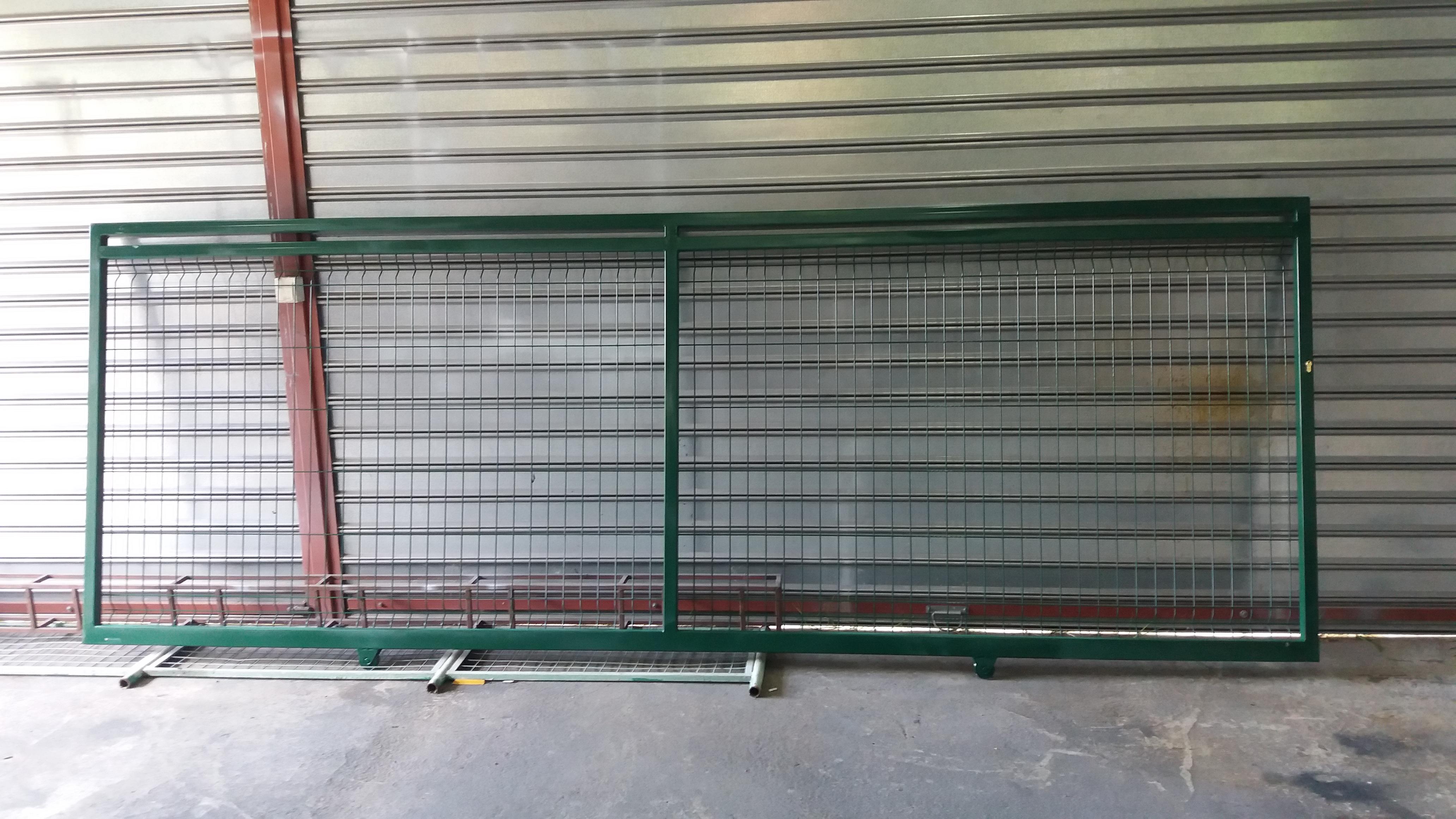 Kapije od panelne zice