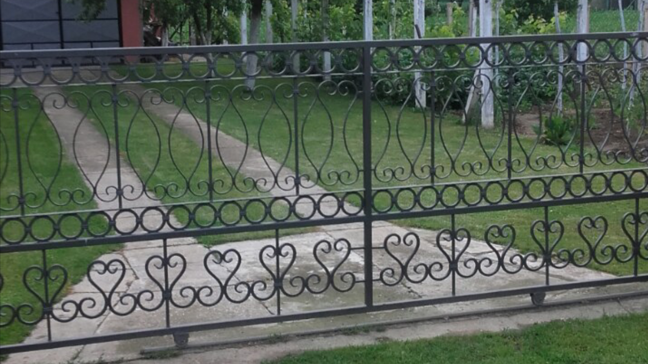 Izrada kovanih kapija i ograda