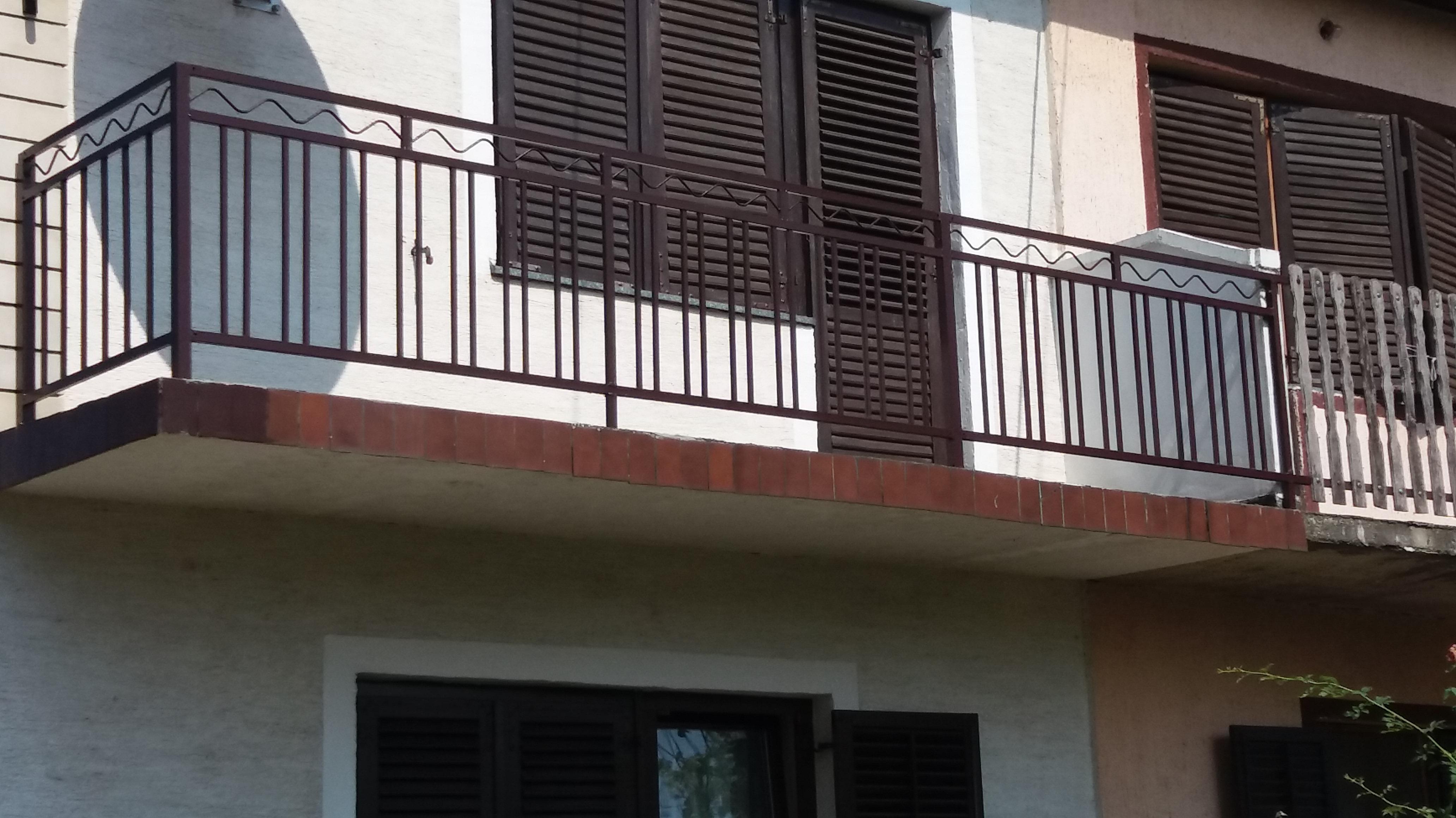 Metalne ograde za terase