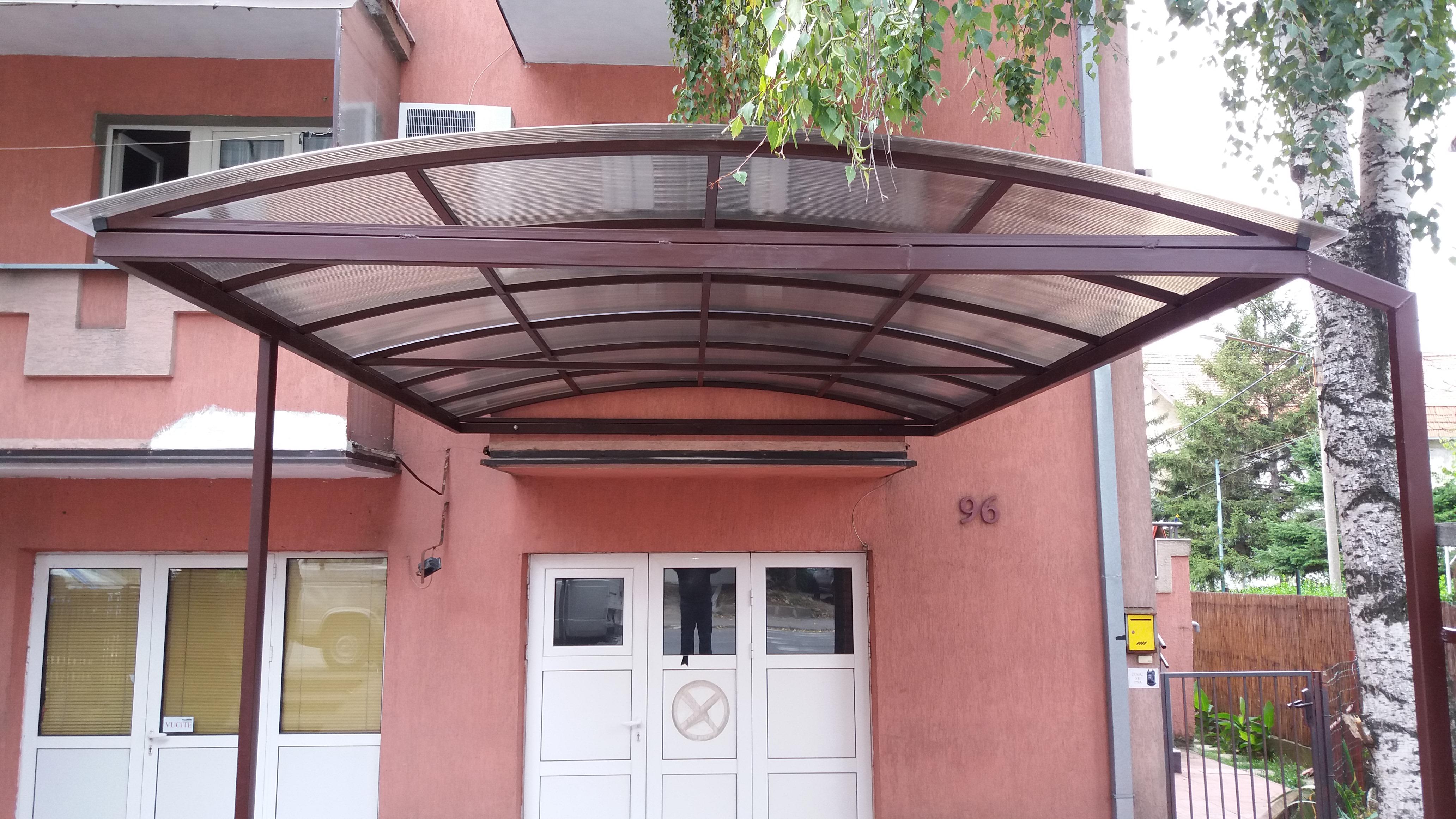 Nadstrešnica za automobil Beograd