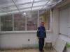 Zastakljivanje terase lexanom