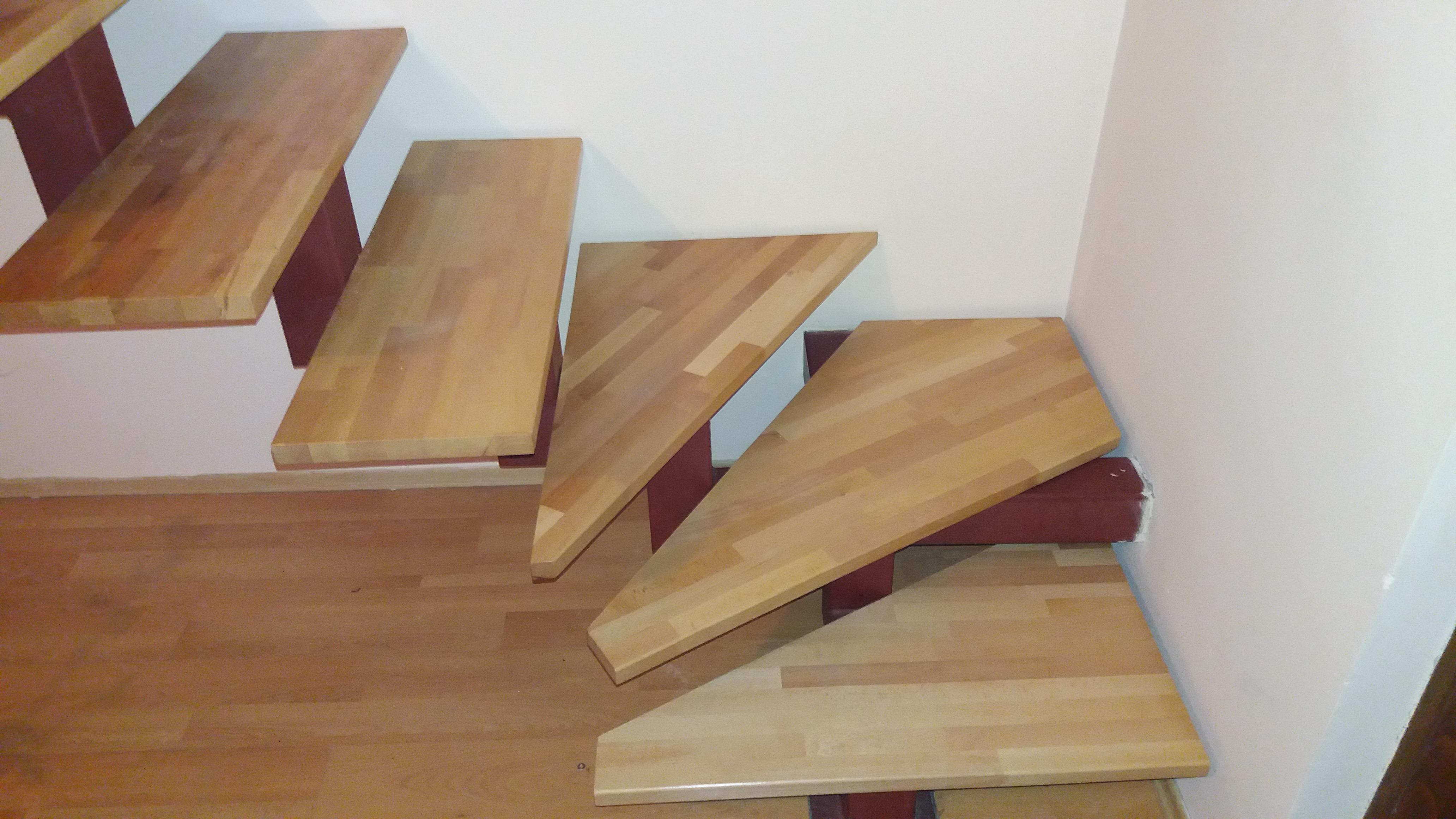 Gazišta za stepenice