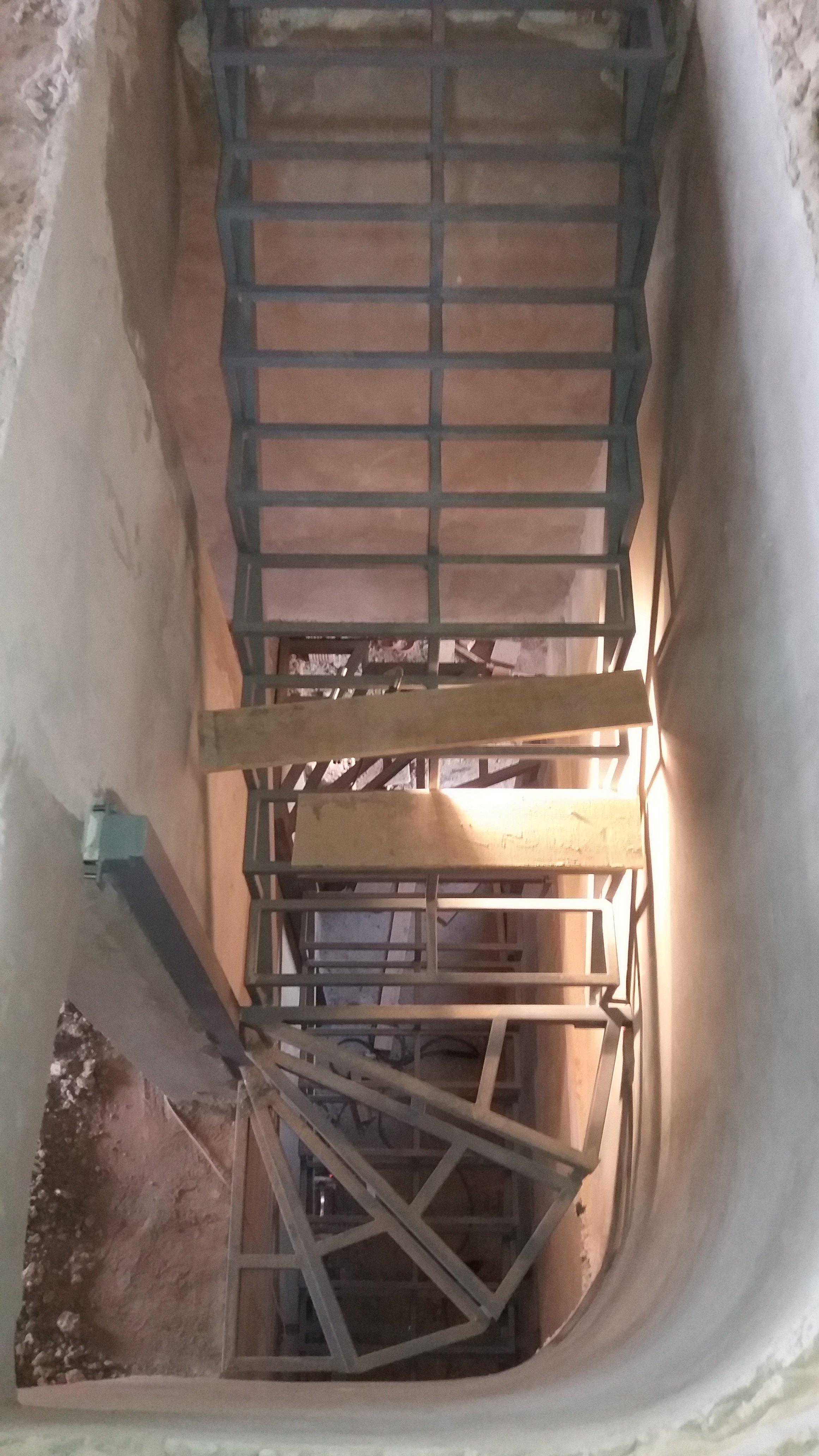 Izrada čelične konstrukcije za stepenice 5