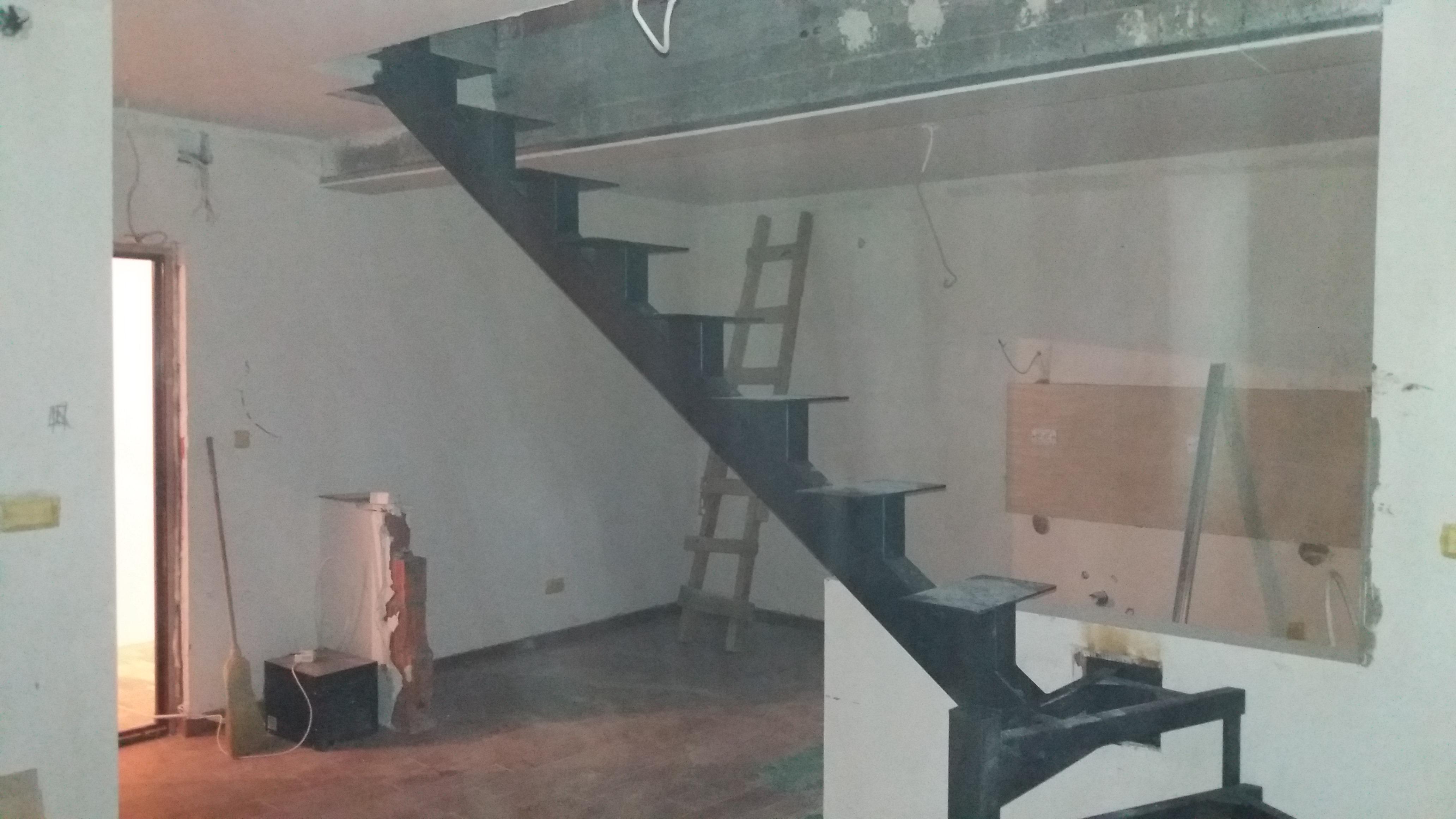 Metalne stepenice Zemun