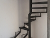 Izrada čelične konstukcije za stepenice