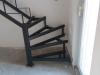 Pravljenje metalne konstrukcije za stepenice