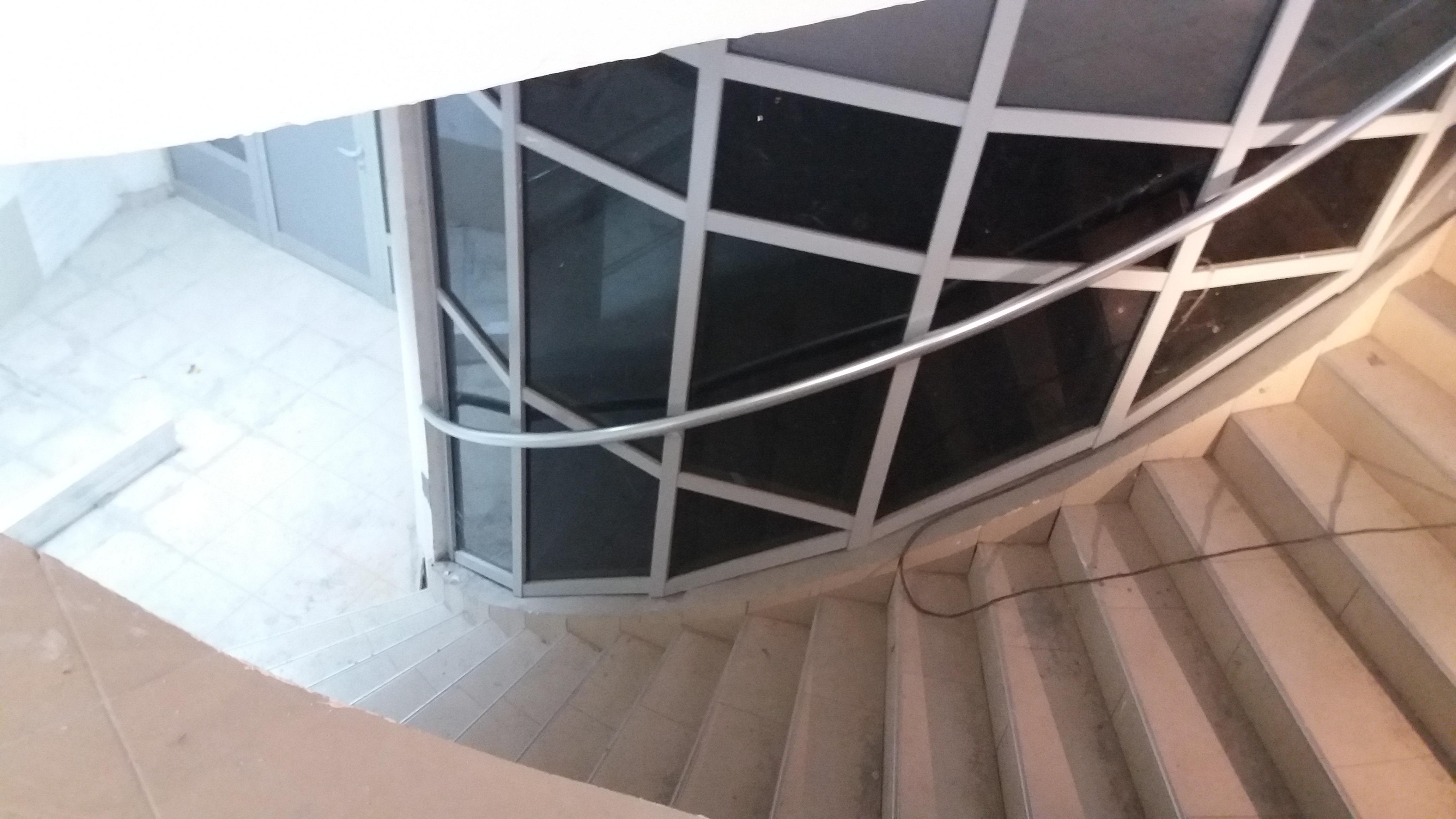 Rukohvat na stepeništu