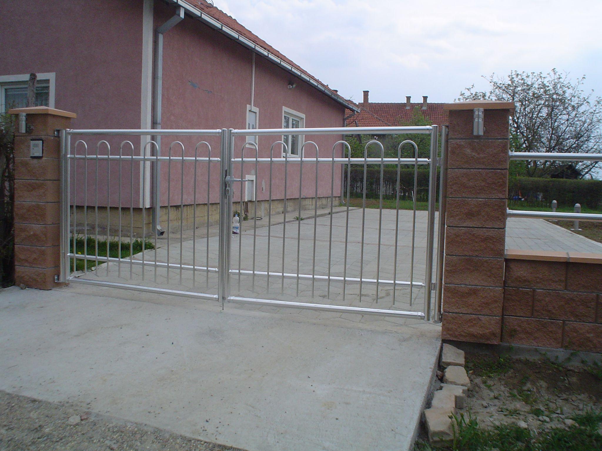 Aluminijumska kapija