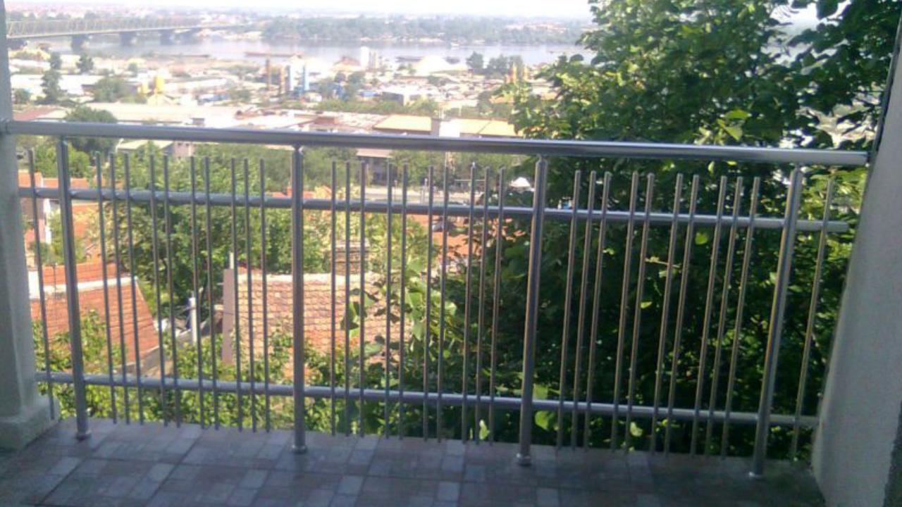 Aluminijumske ograde Karaburma Beograd