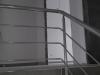 Aluminijumska ograda za unutrašnje stepenice