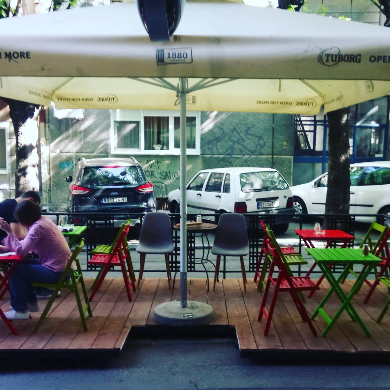Cafe bašta