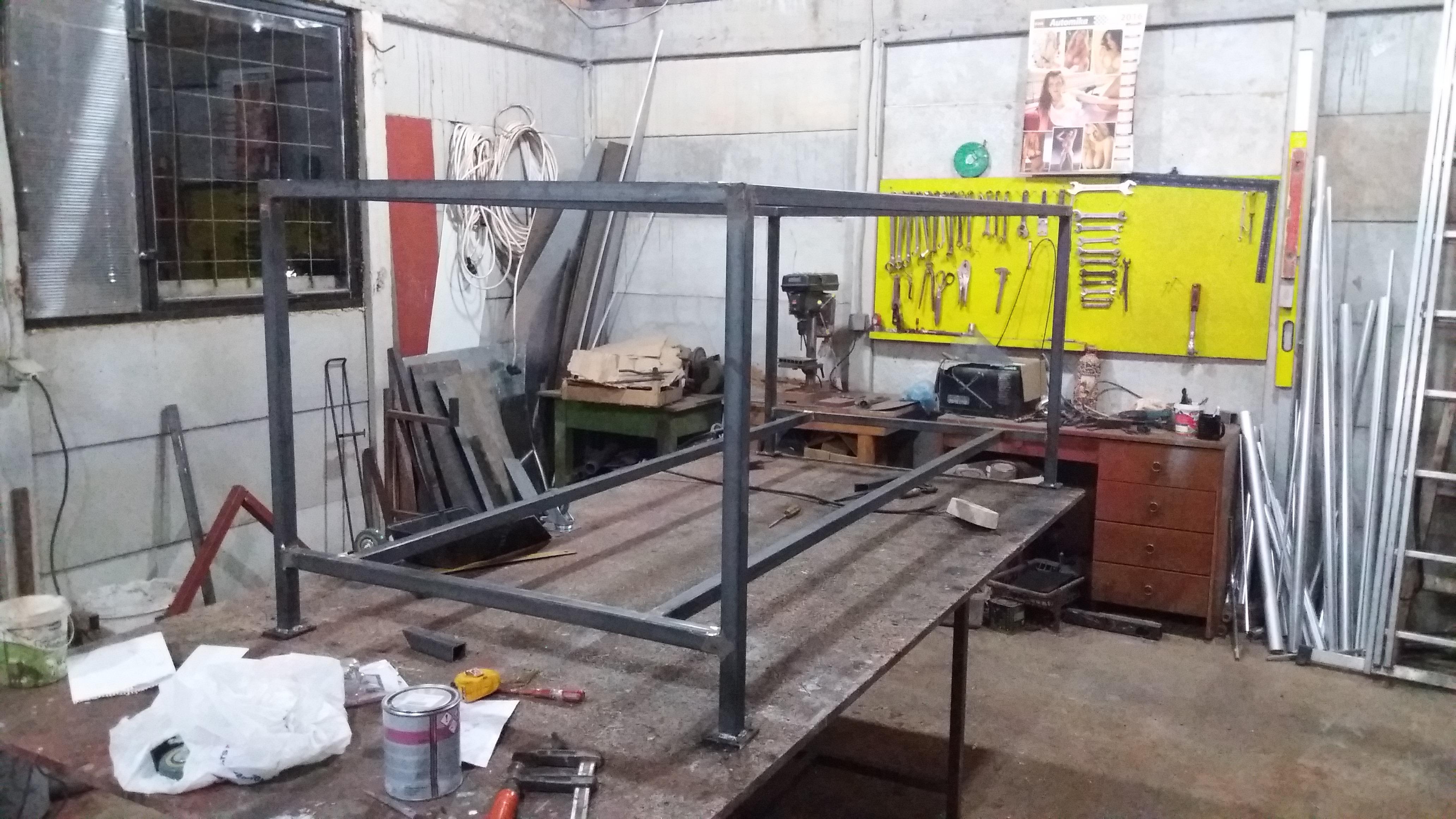 Izrada metalnih konstrukcija Beograd