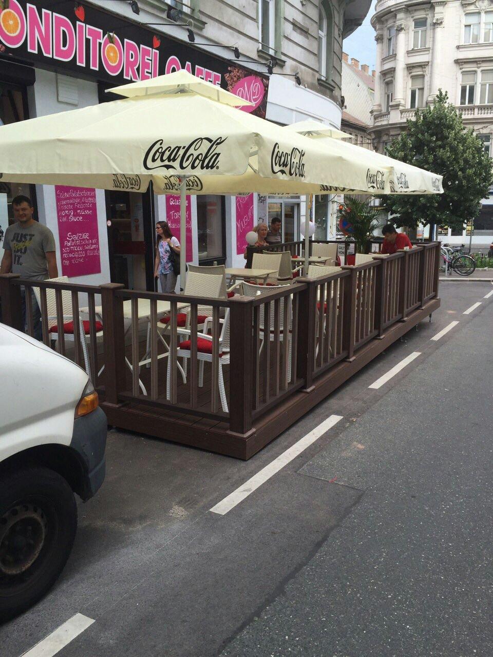 Kafe bašta