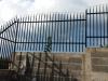 Dvorišna ograda