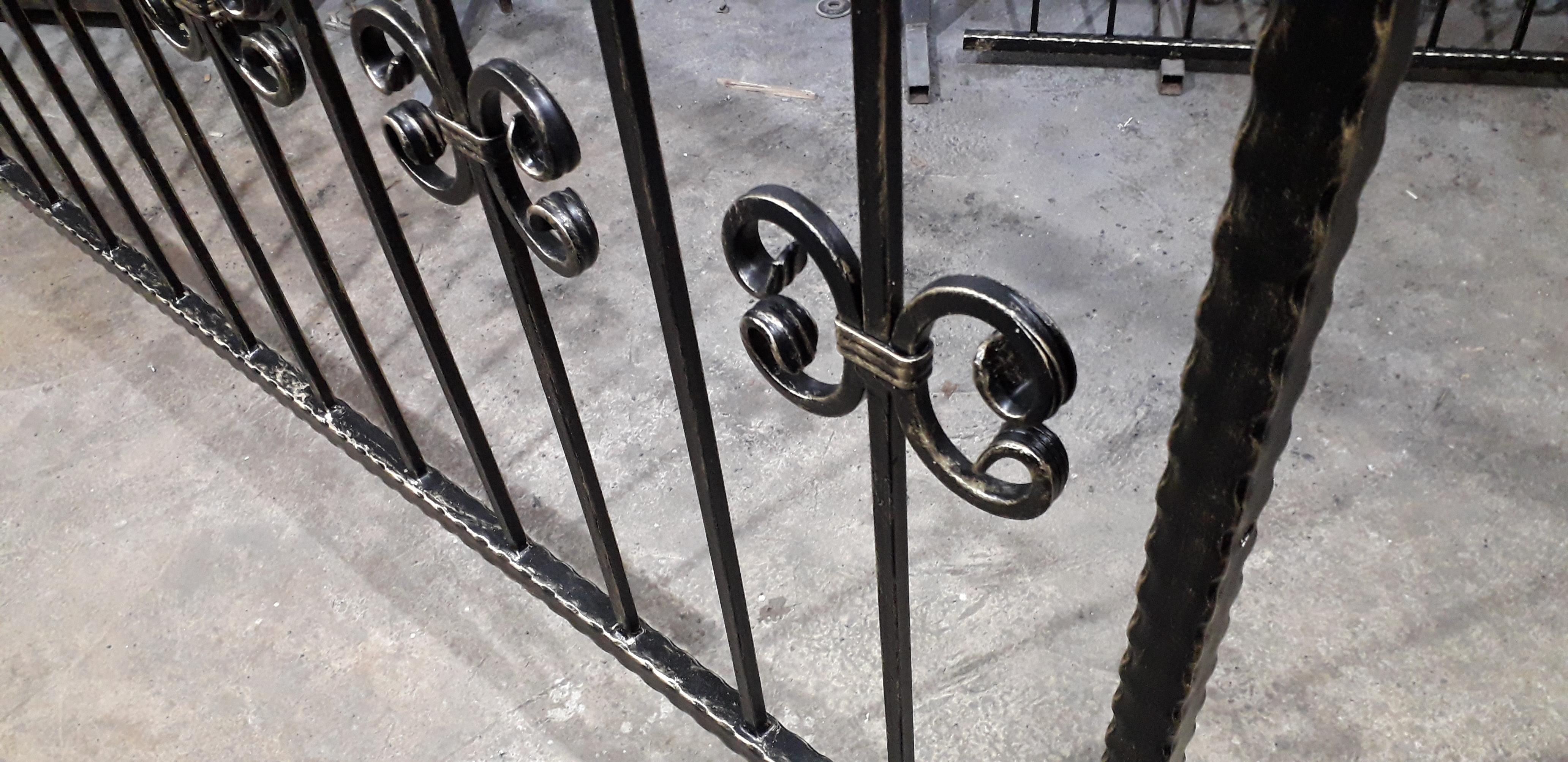 Izrada kovanih ograda