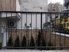 Kovane ograde za terasu