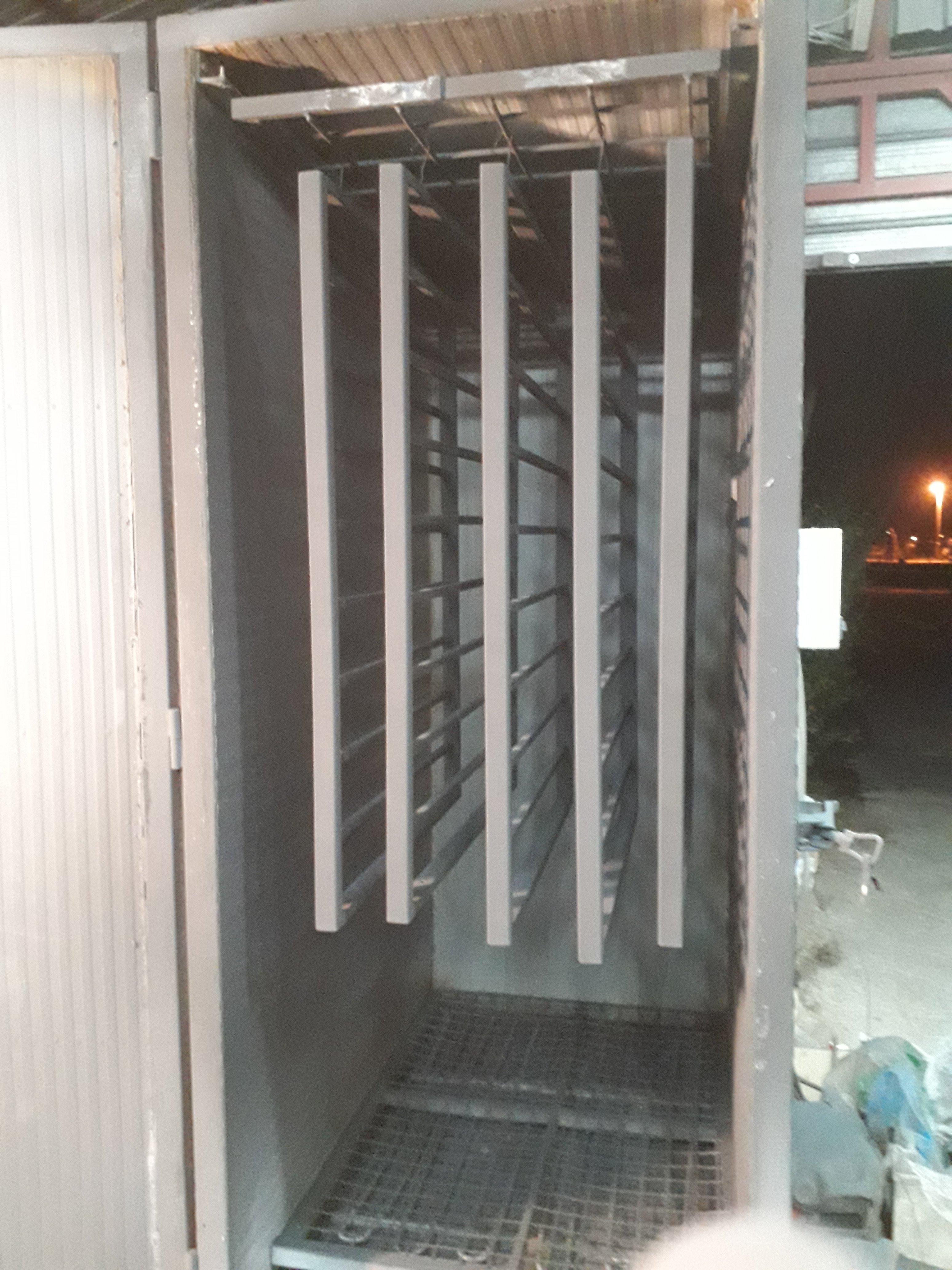Plastifikacija metalnih ograda