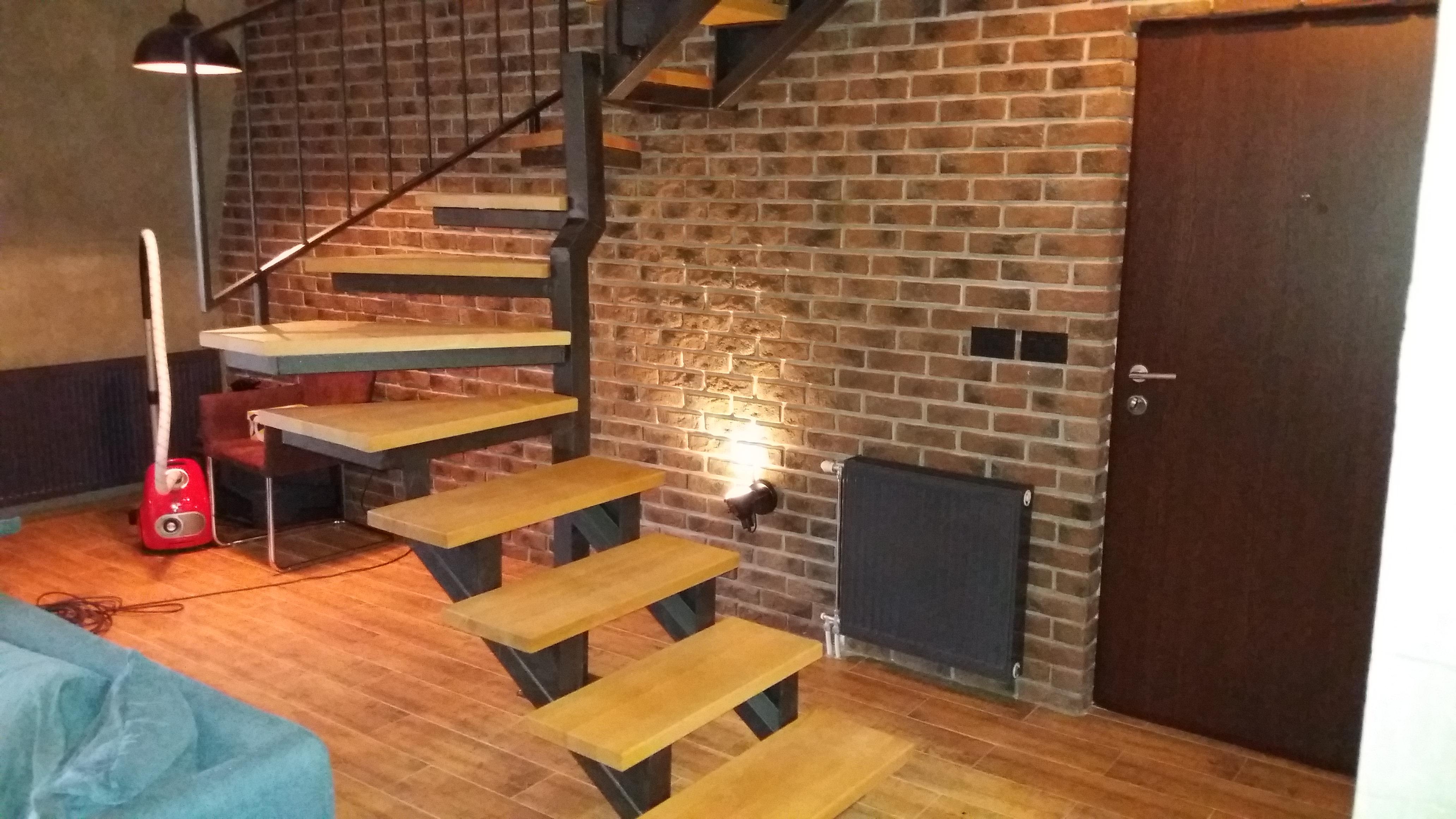 Izrada stepeništa u stanu