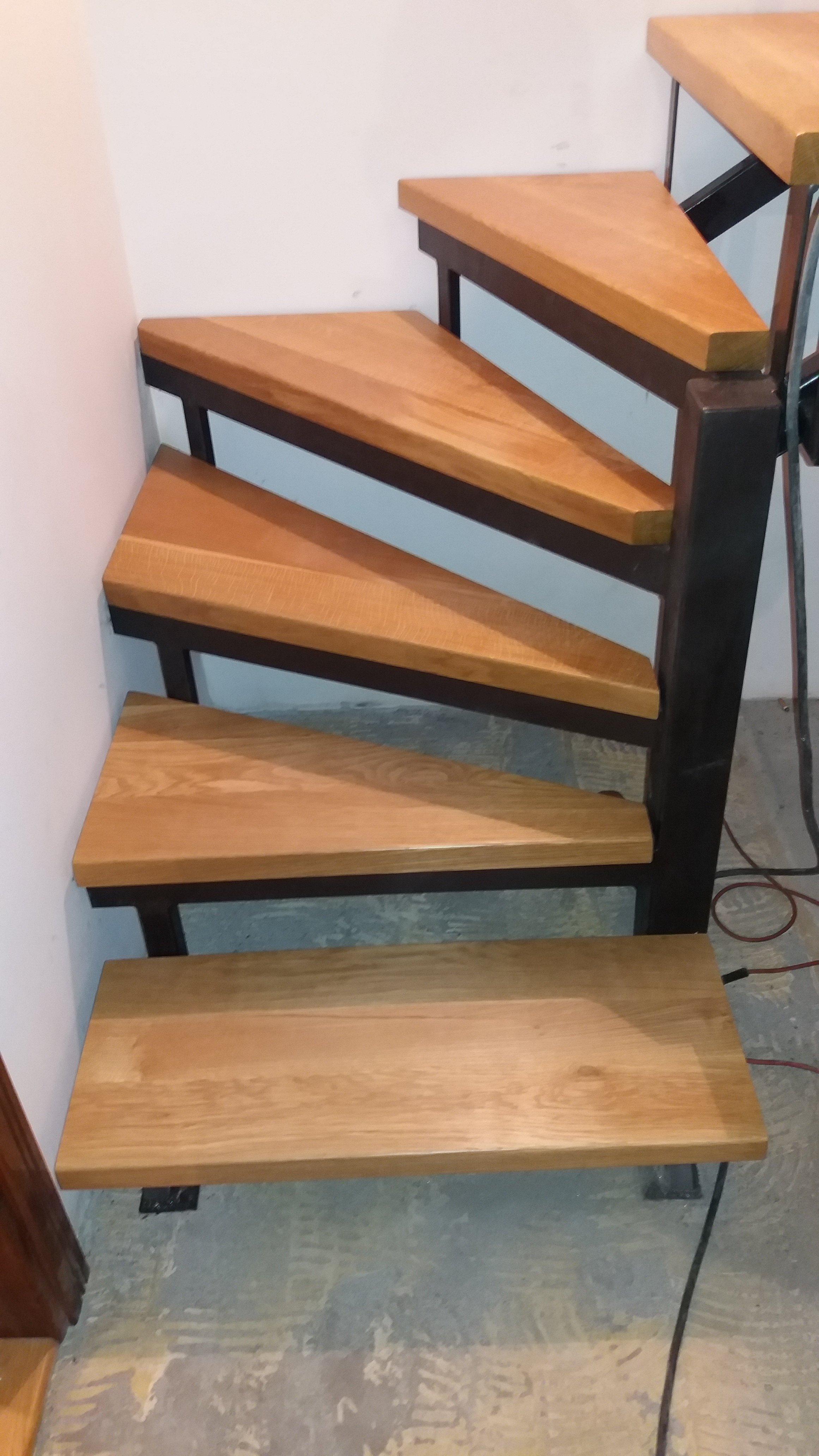 Drvena gazišta za stepenište