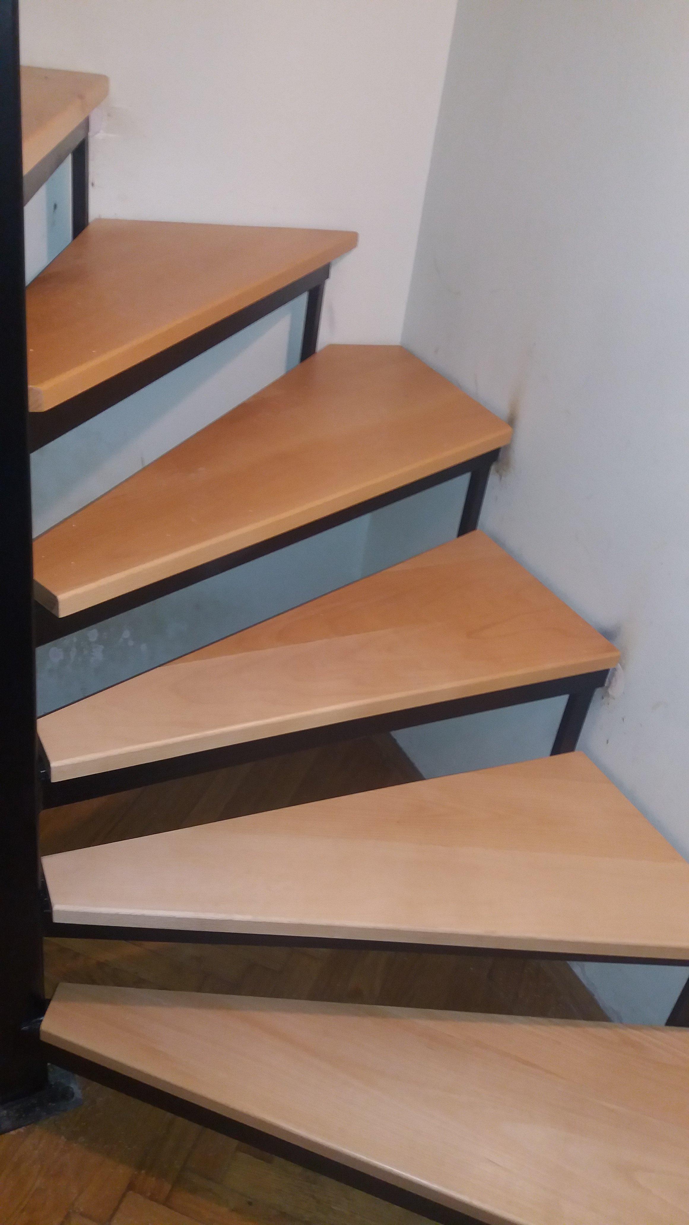 Izrada drvenih gazišta za stepenice Beograd