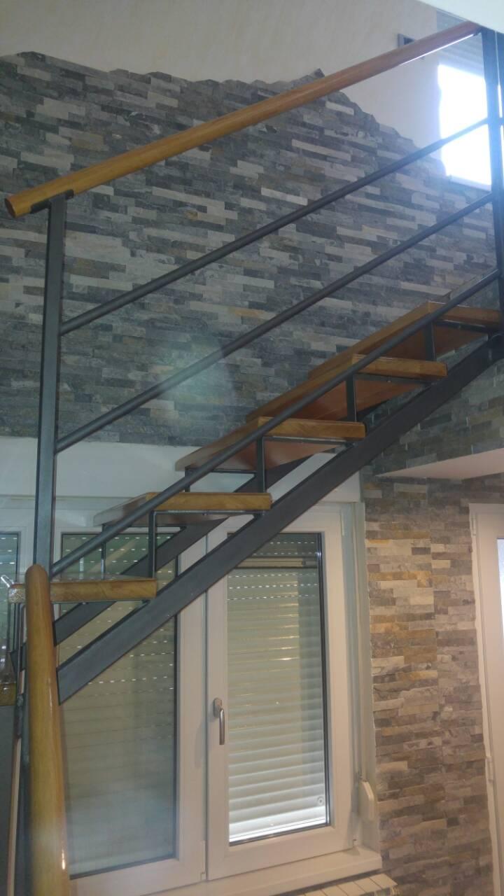 Izrada metalnih stepenica Beograd