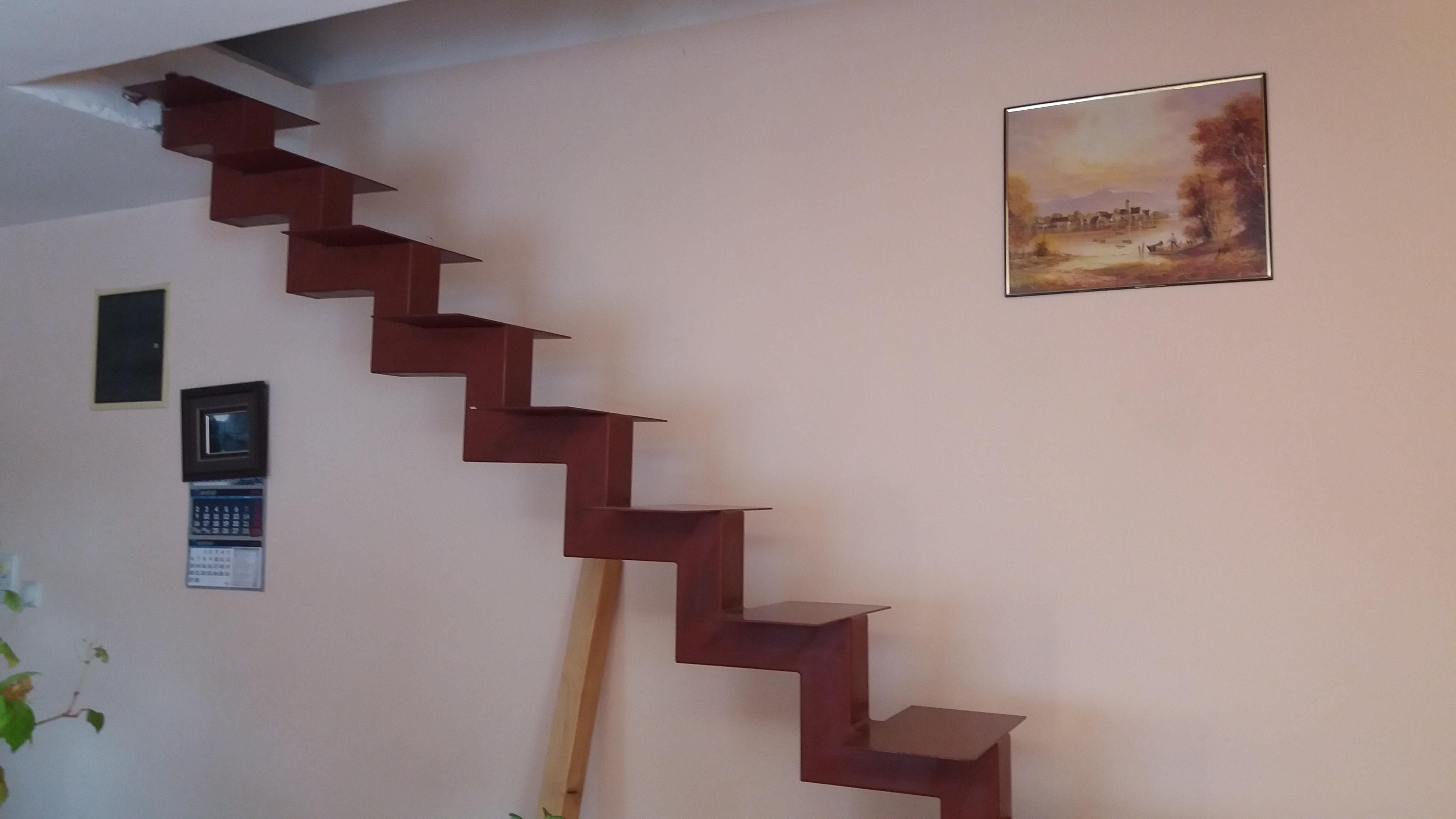 Konstrukcija stepeništa