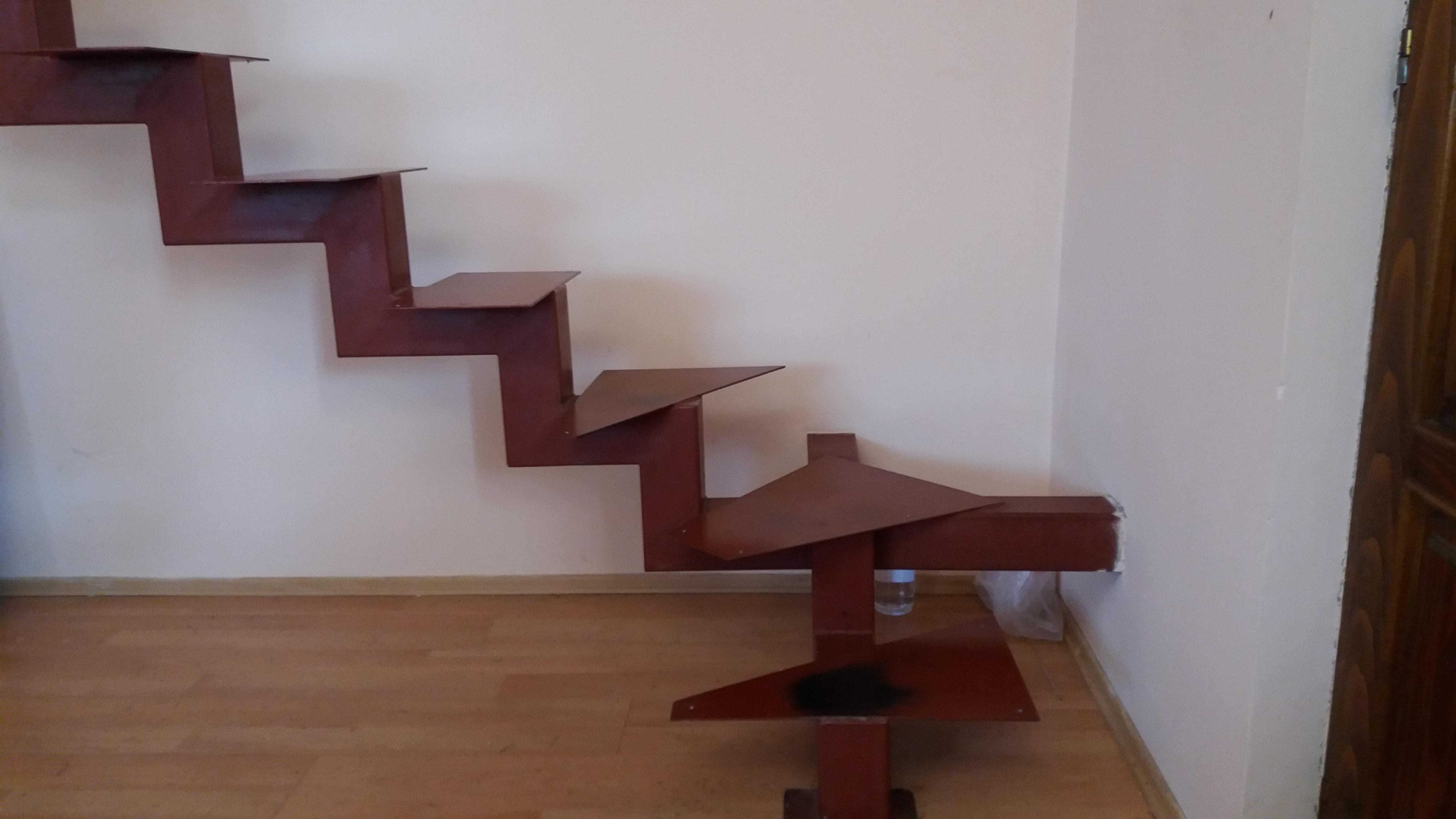 Konstrukcija za stepenice