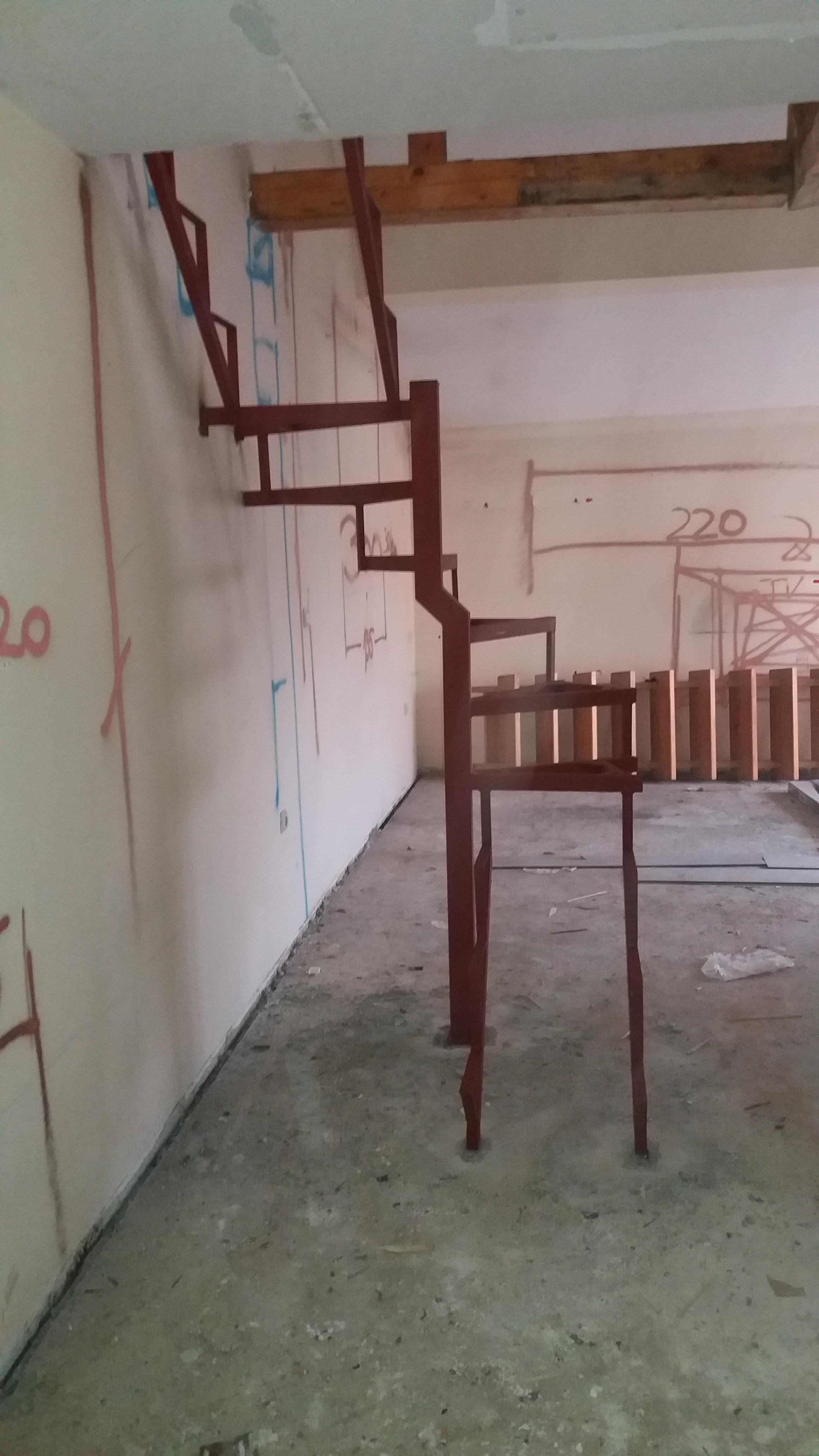 Kruzne stepenice Zemun