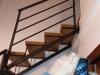 Metalne stepenice u kući