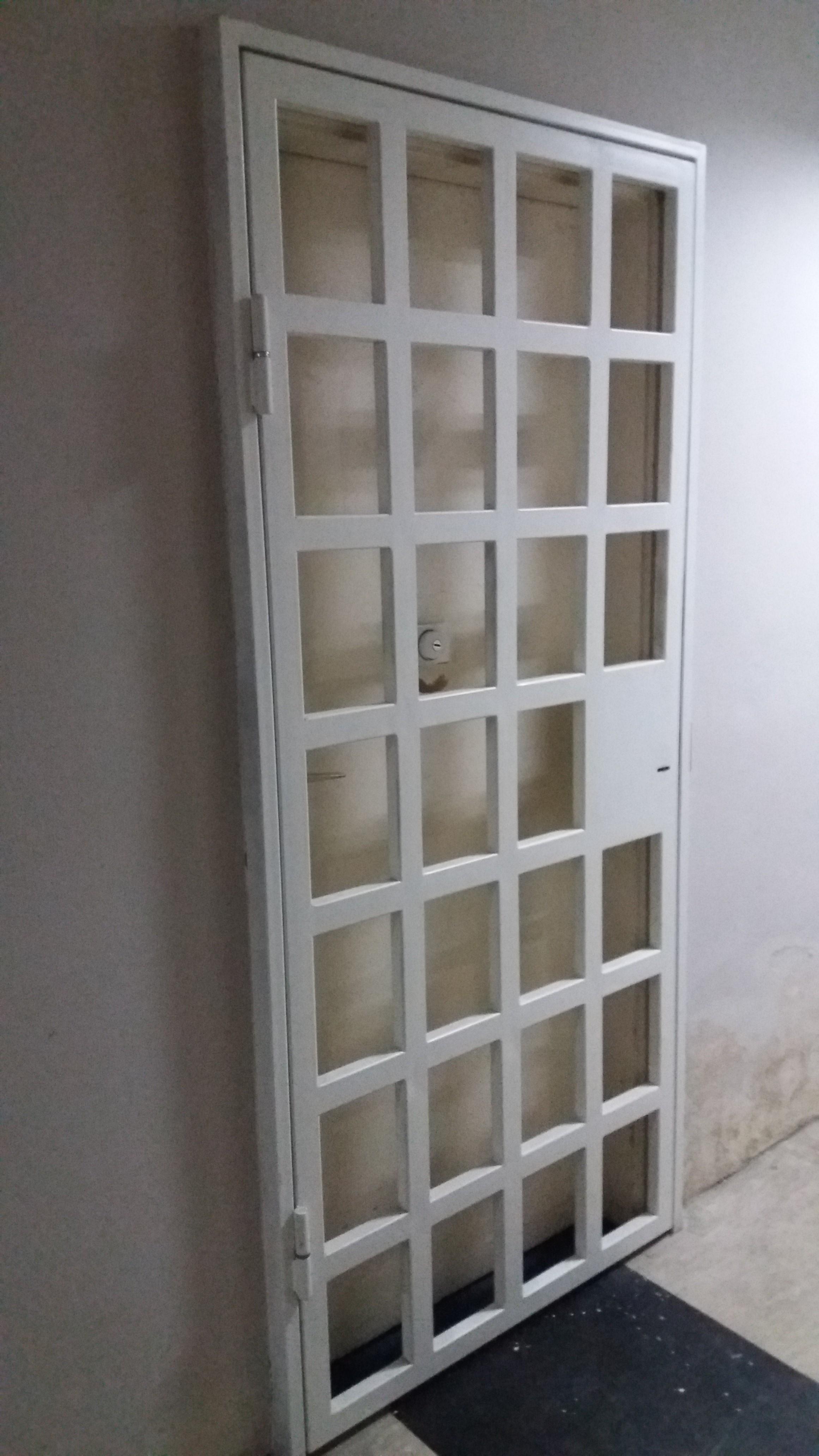 Zaštitne rešetke na vratima