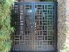 Rešetka za dvokrilna vrata